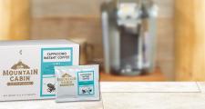 卡布奇诺2合1速溶咖啡