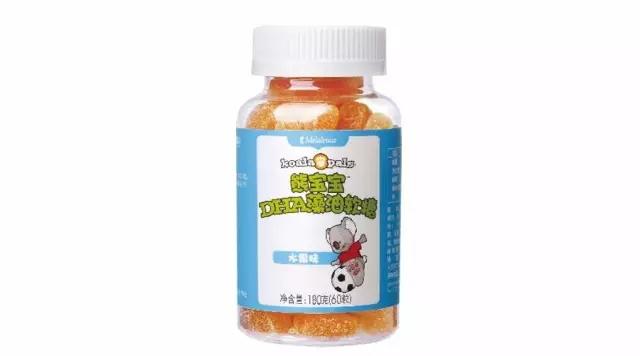 熊宝宝DHA藻油软糖