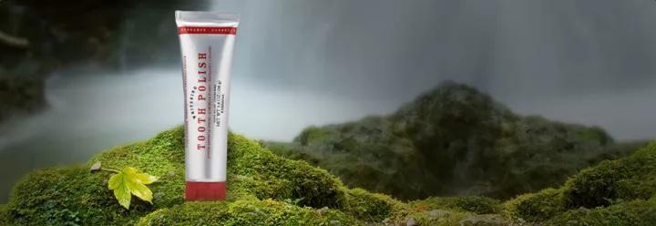 洁齿牙膏—鲜薄荷醇肉桂