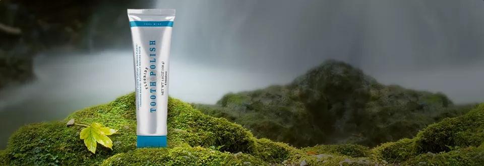 含氟牙膏—凉薄荷/淡薄荷