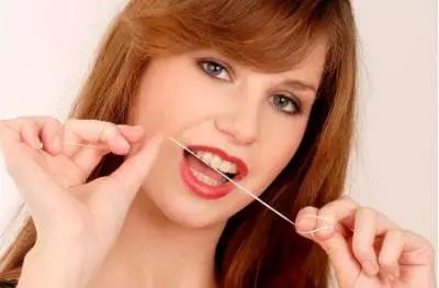 美乐家洁齿牙刷