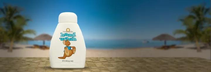 熊宝宝洗手露