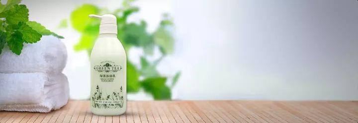 绿茶沐浴乳