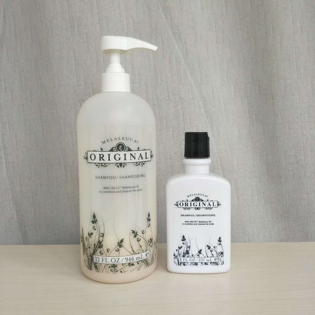 花言草语茶树精油洗发乳