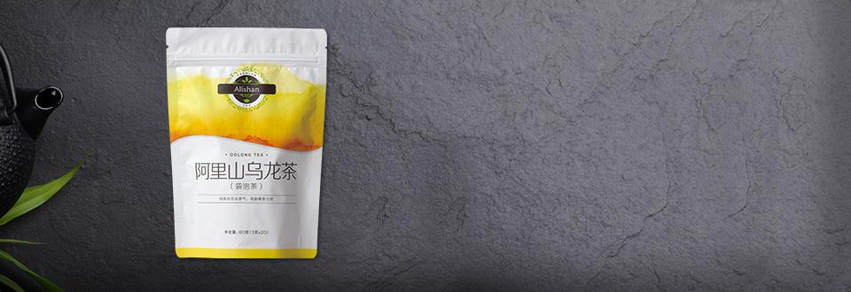 阿里山乌龙茶-袋泡茶