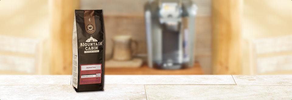 美乐家苏门答腊研磨咖啡
