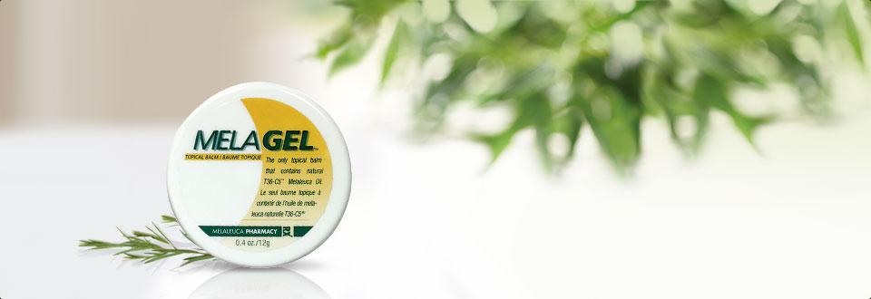 茶树精油护理凝胶