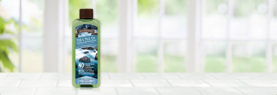 浴厕强效清洁剂-12倍浓缩