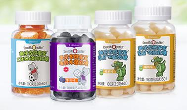 儿童营养软糖套组