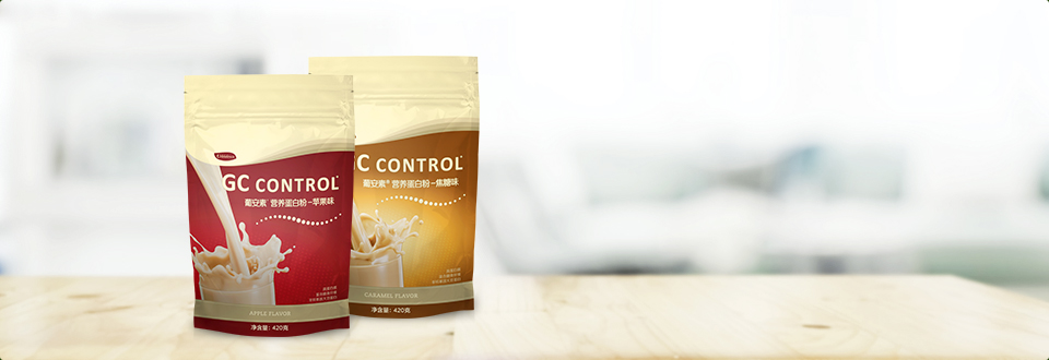 葡安素营养蛋白粉套组