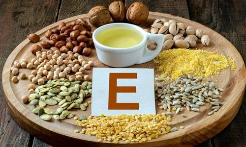 认识维生素E