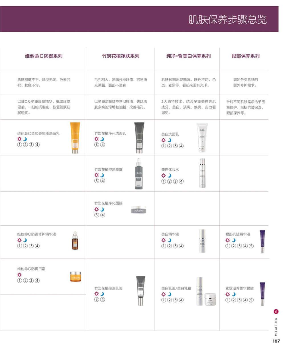 美乐家官方产品目录-2021年10月份